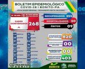 Boletim COVID-19 (06/11/2020)
