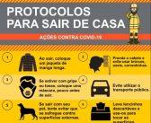 Protocolos para Sair de Casa